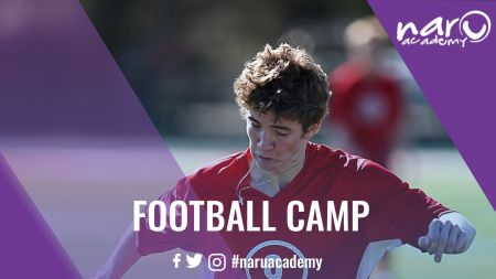 NARU Academy Boys Football Camp - Day Camp - Football Camps