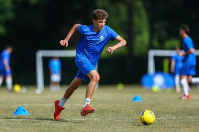 Nike Football Senior Camps with Chelsea FC Foundation (12 - 17 years old) -