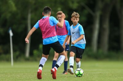 Nike Football with Brighton & Hove Albion Soccer Schools -