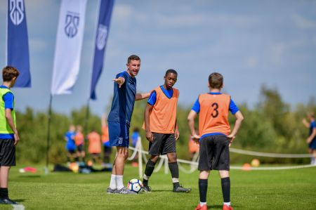 Swerve Soccer Residential Camp - Watch an U23 Premier League game! -