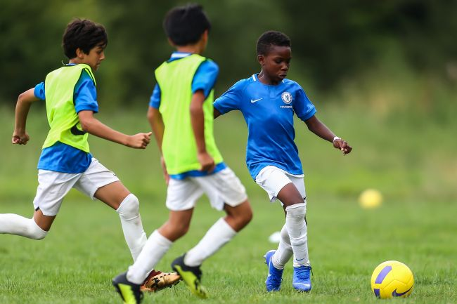 Nike Football Junior Camps with Chelsea FC Foundation (9 - 12 years old) - Football Camps