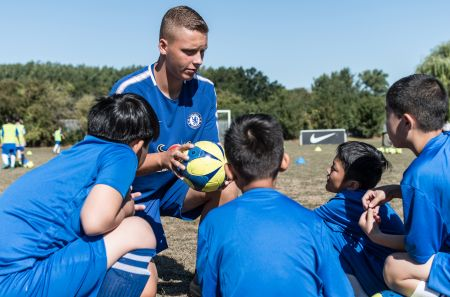 Chelsea FC Foundation Soccer School - Advanced Programme - Football Schools