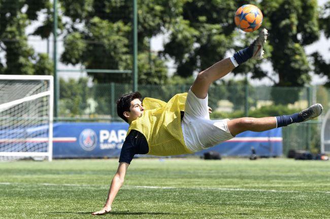 Paris Saint-Germain Academy Pro - Full Residency Program - Football Schools