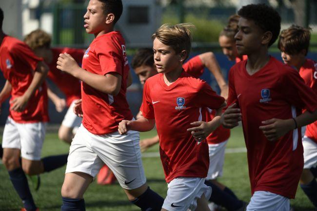 Paris Saint-Germain Academy USA - High Performance Camps - Football Camps