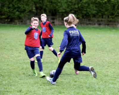 Intensive Paris Saint-Germain Academy England - St Lawrence College - Football Camps