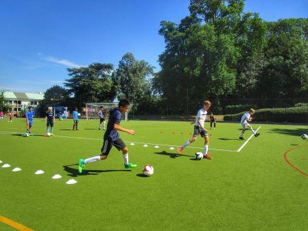 Day Camp. West Ham United Foundation International  Soccer Academy - Football Camps