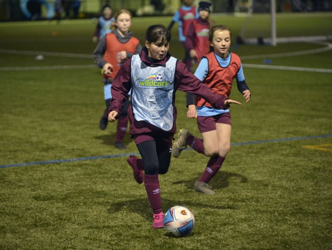Pro Club Soccer Experience. West Ham United Foundation International Soccer Academy - Football Camps